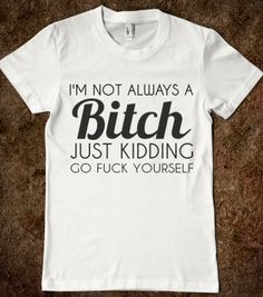 I need this for my angry days lol