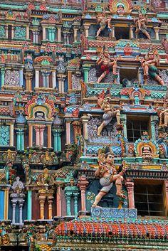 Thillai Natarajah Temple, Chidambaram, Tamil Nadu, South India