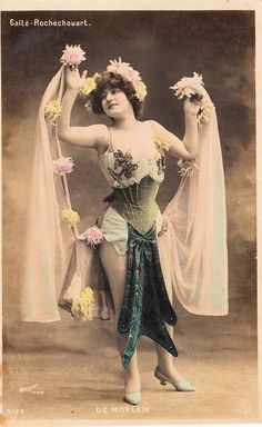 vintage burlesque | Vintage Burlesque