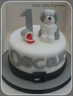 'Oscar'  Cake by HeidiS