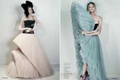 Viktor And Rolf's Surrealist Gowns