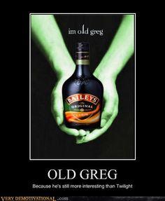 Old Greg!