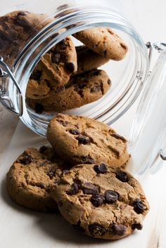 Easy Chocolate Chip Cookies | SimplyGreater.org