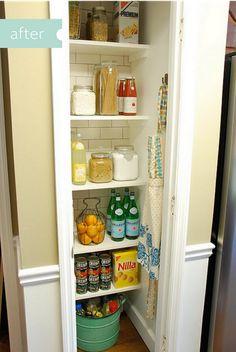 cute pantry