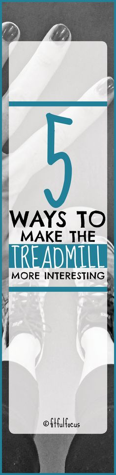 5 Ways To Make Tread