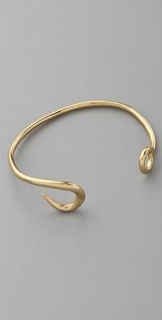 cuff thestylecurecom, leo jewelry, hooks, bracelets, gile, hook cuff, silver, brother hook, cuffs