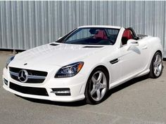2012 Mercedes Benz SLK350 Convertible.. my new ride but with beige interior