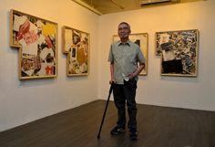 Roberto Chabet, father of Philippine conceptual art, passes away.