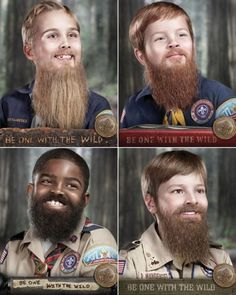 New boy scout ads are awesome