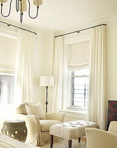 White & Cream Bedroom 3 - Lisa Sherry Interieurs