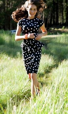 So...I really want to buy this dress from Shabby Apple! It's on sale too - $75. Love the tailored cut. I have never bought a shabby apple dress - how's the quality?