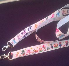I found 'JUST ONE My Little Pony: Friendship is Magic lanyard - badge holder, ID, keys' on Wish, check it out!