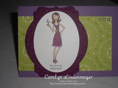 Carolyn's Card Creations: In this Together