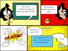 Comic PART 2 . From Matilda.