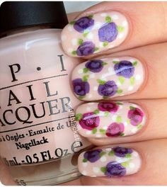 pretty nail design ideas