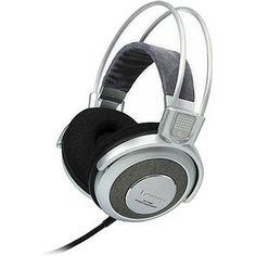 RP-HTF890 Open-Air Stereo Monitor Headphones