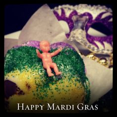 Happy Mardi Gras!