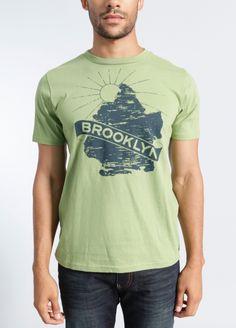 BK Day Break - Men's Graphic T-Shirt