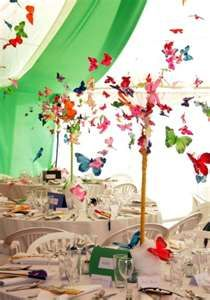 I think my butterfly room is going to be awesome, thanks to my sister for all the butterfly stuff.