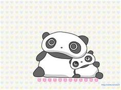 Tare Panda. One item that I can't go past. What is more adorable ...