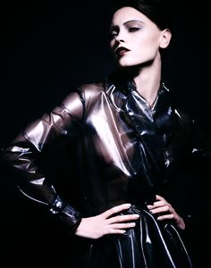 The Baroness   Mila Krasnoiarova   Hugo Arturi #photography   Fashion Gone Rogue
