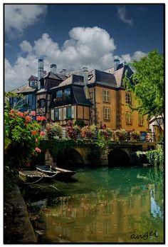 Petite Venice  Colmar  France