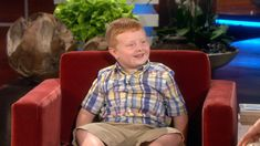 Ellen Meets the 'Apparently' Kid, Part 2  --  I loved 5 days is a week and 10 days is a year!!