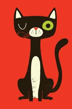 Black Cat - Monster Riot