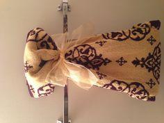 Decorative towel