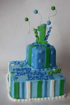 first birthday cakes for boys - Google Search