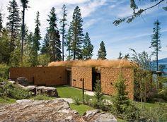 Weekend Cabin: Stone Creek Camp, Montana