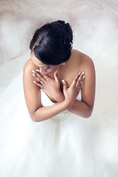 Happy Valentine's Day - Get Inspired by this Romantic Styled Shoot - Munaluchi Bridal Magazine