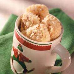 Finnish Christmas Cookies Recipe