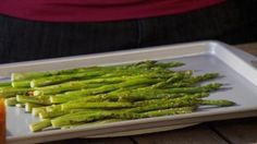 Grilled Asparagus Recipe from Hidden Valley Ranch