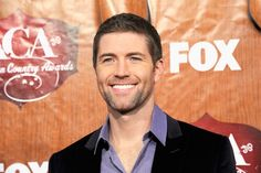 Your smile...Josh Turner