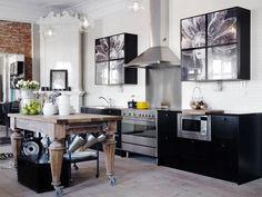 Rouva Manner kitchen