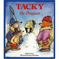 Tacky the Penguin!