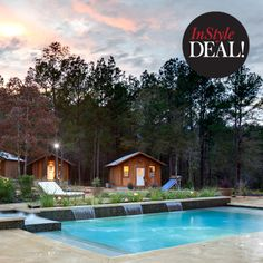 Deer Lake Lodge & Spa, Montgomery, Texas: MASSAGES #InStyle