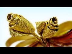 Rositas para regalo. Gift roses. - YouTube