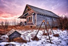 Frozen in Time by Michael James Imagery, via Flickr
