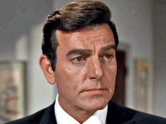 """Mike Connors as """"Joe Mannix"""" on Mannix"""