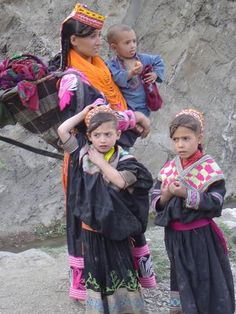"THE PATHANS: The Kalash: Conversions threaten Pakistan's ""Macedonian"" tribe"