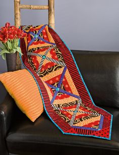 Skinny Quilts from shopmartingale.com