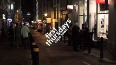 First Thursdays Cape Town. On the first Thursdays of every month, Cape Town's central city comes alive with late night art, shopping.