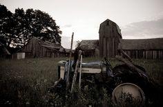 Detroit - Abandoned Farm