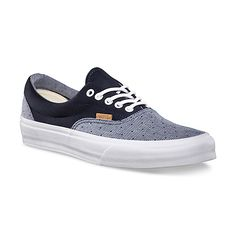 Vans / trends / Dots on our Chambray Polka Era CA