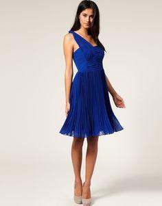 Blue dress $242.60