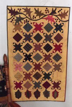 everyday pattern, futur quilt, cheri payn, quilt patterns, quilt primitiv, primit quilt, comfi quilt, quilt ideaspattern, pepperberri