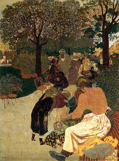 Edouard Vuillard //