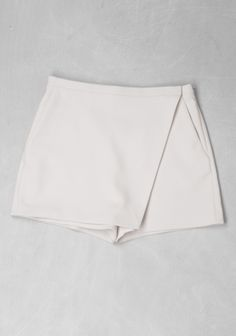 & OTHER STORIES - Draped shorts